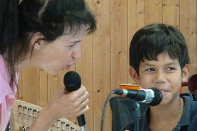 KLANGBOX – FERIEN-MUSIKCAMP FÜR KINDER